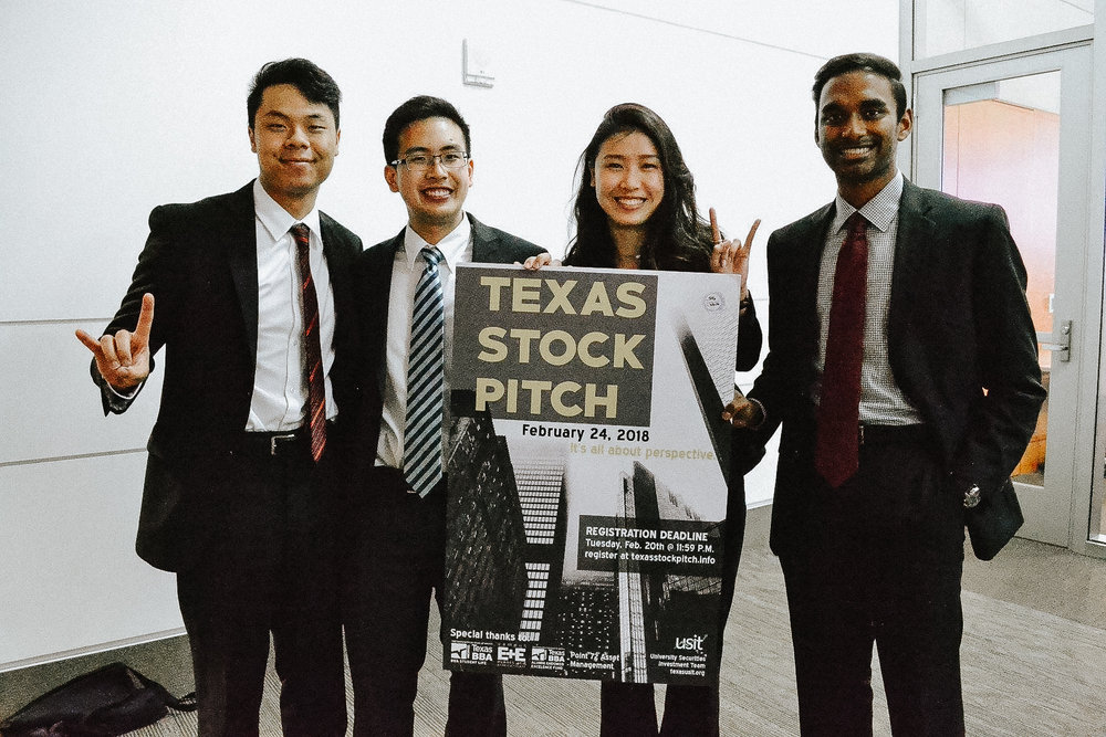 2018 Point72 Texas Stock Pitch