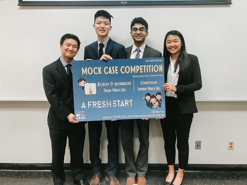 2018 ABSA & Protiviti Case Competition
