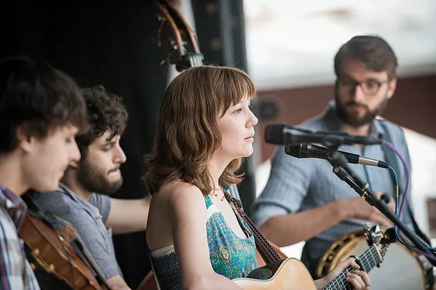 Molly Tuttle Band 2016