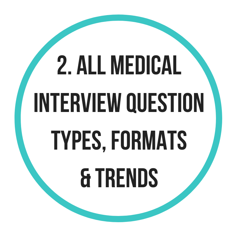 Deliver 10/10 answers for any question, at any medical school interview - Whatever question asked, our program shows you how to be in control on the big day.