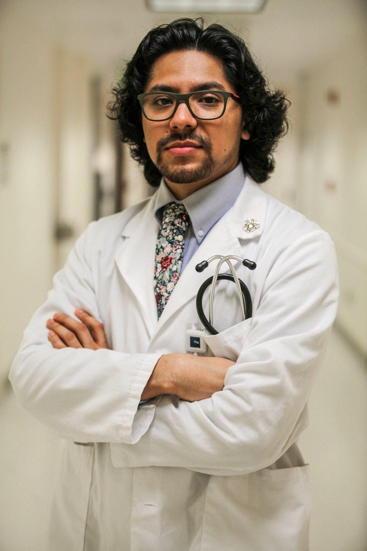 Javier Galvan, MD & MPH Candidate