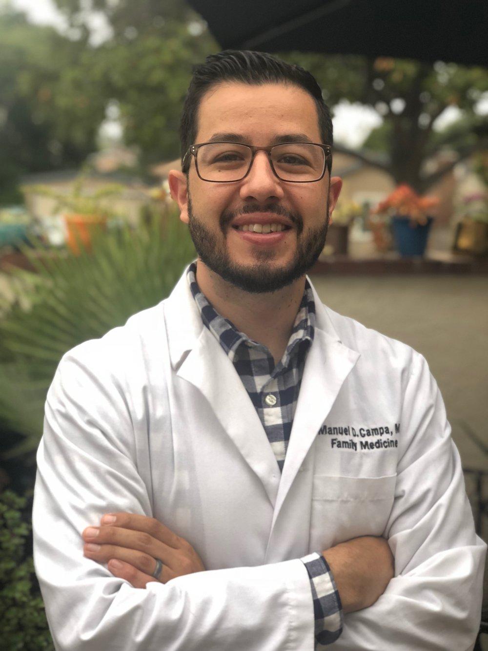 Manuel Campa, MD