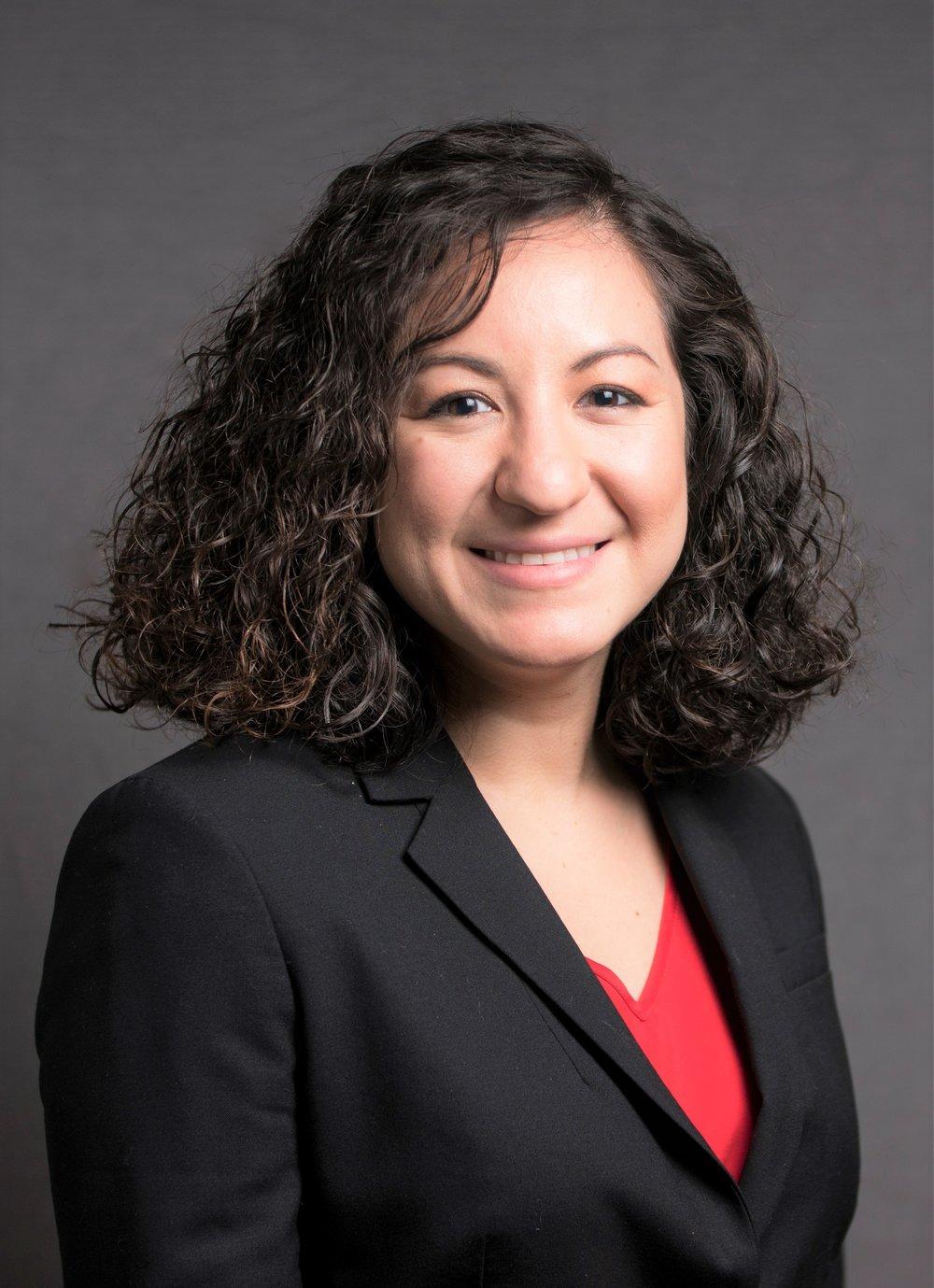 Ana Ortiz, MPH & MD Candidate