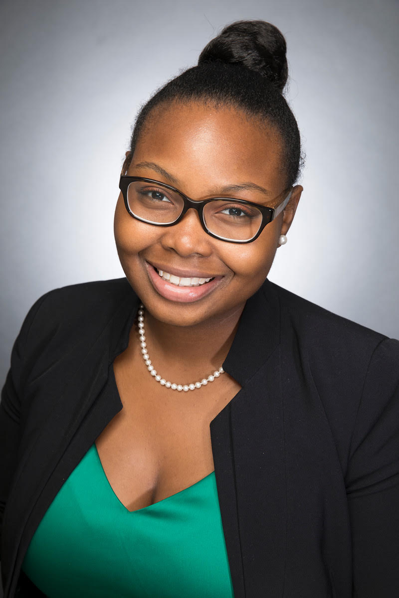 Toddchelle Young, MPH, SNMA Pre-Medical Board Member