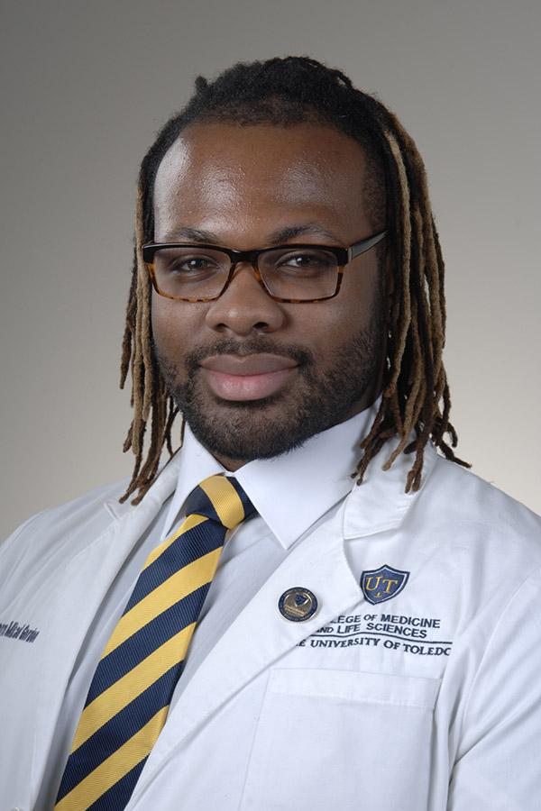 Darren Gordon, MD/PhD Candidate & SNMA Region V Director (2017-2019)