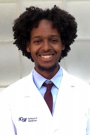 Ziad Mohamoud Jowhar, MD-PhD Candidate