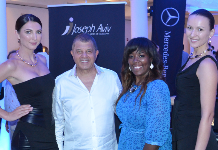 Joseph aviv jewelry - I landed my first client, Joseph Aviv Jewelry, two days after being fired from my marketing coordinator position at Nutrition Smart.Joseph Aviv Jewelry specialized in custom diamond jewelry designs. Throughout our relationship together, I completely overhauled the Joseph Aviv brand, planned a launch event collaboration with Mercedes Benz and Modern Luxury Miami (pictured) planned a trunk tour and other forward-thinking marketing/branding initiatives.The important thing to note here is that Joseph was looking to hire someone to do marketing as part of his staff- I went into the interview saying he'd be my client, and he was. #BossStatus