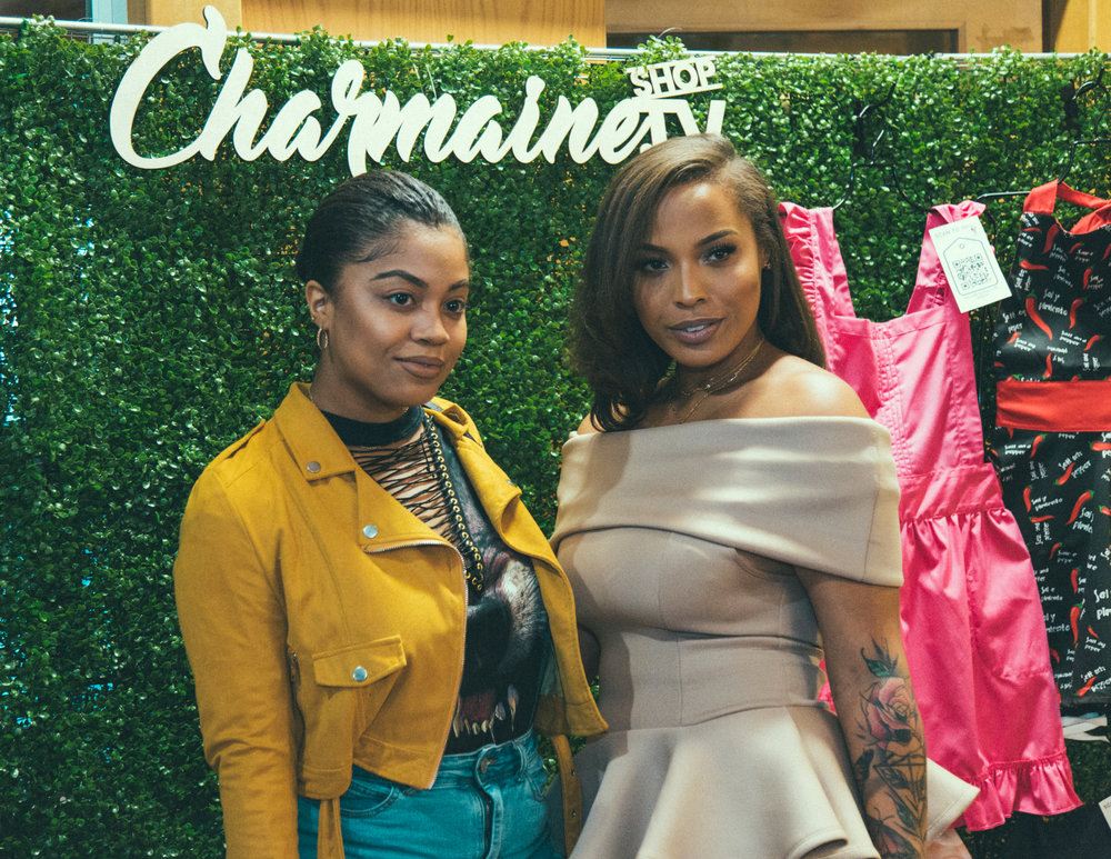 Charmaine and Danielle | Black Ink Crew Chicago Cast