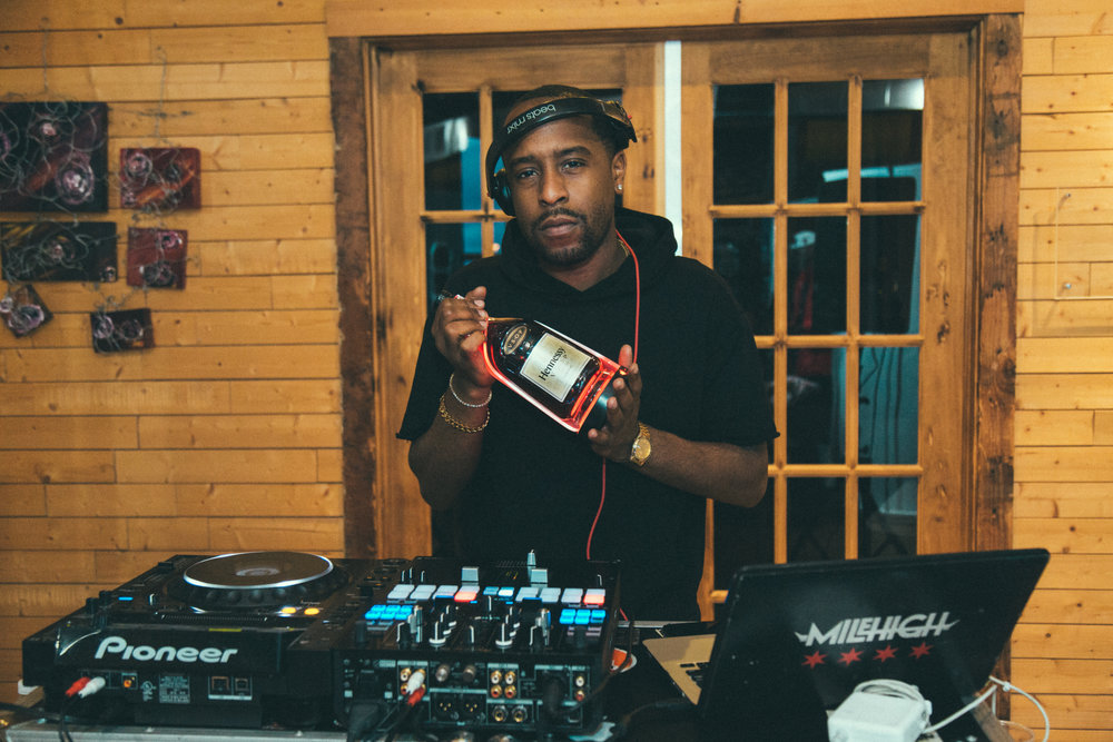 DJ Mile High