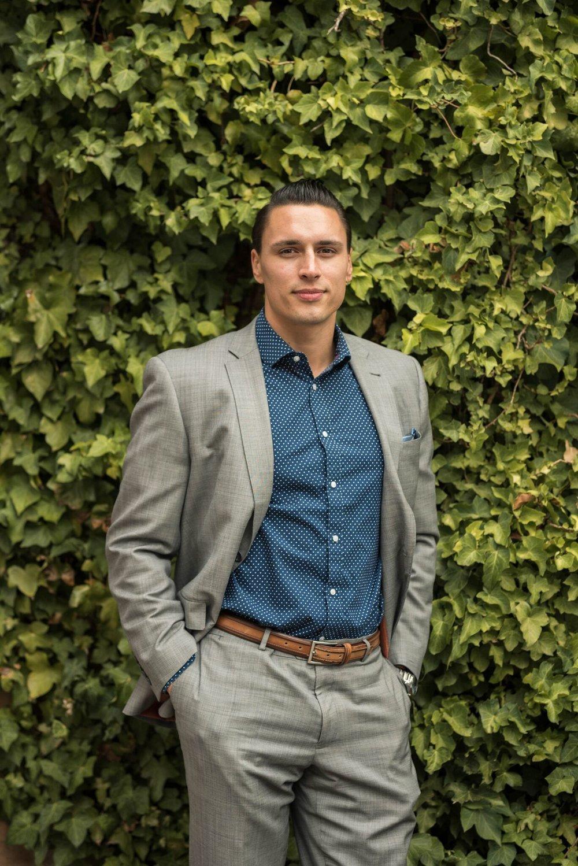 James Sands Loan Officer + CFO of DC Lending