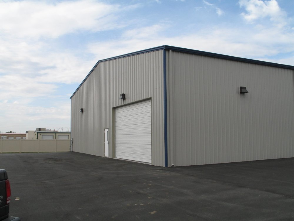 Midland Vinyl Fence Office/Warehouse  Broken Arrow