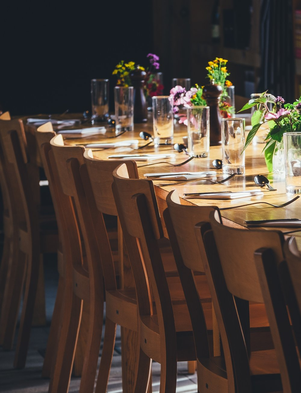 Rehearsal Dinner - Coming Summer 2019- Rooftop Terrace Rehearsal Dinner at SOLO Lofts 5 stories above Solon with trellis and fire pit.Salt Fork Kitchen Jay or Eric 319.624.2081 FacebookMount Vernon Creates Denise Murphy 319.895.2682 www.mountvernoncreates.com