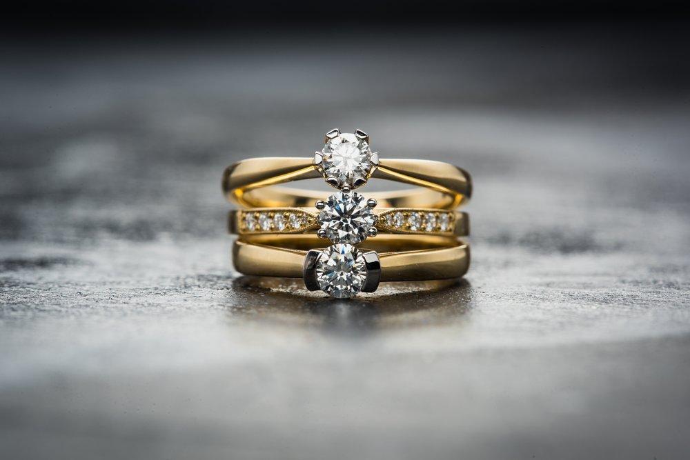 Custom Local Goldsmith - Over the Moon Goldsmith Studio Engagement Wedding & Gifts Kelly Marie Kinser-Artist-Goldsmith-Owner www.overthemoon.studio 319.975.1088 hello@overthemoon.studio
