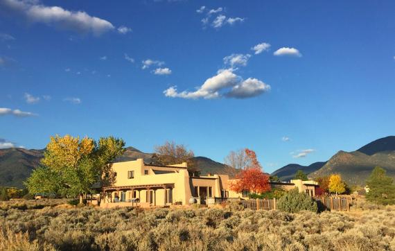 October 17-21,2018Taos, New MexicoA Hiker's Paradise -