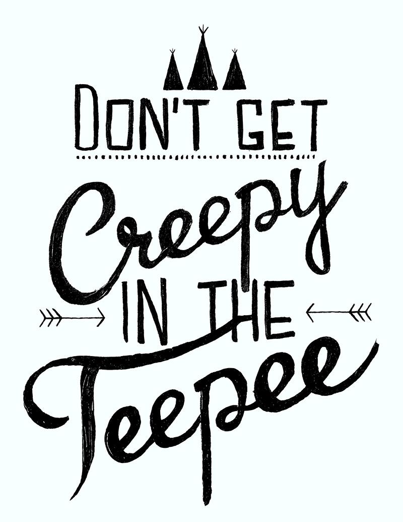 creepyteepee