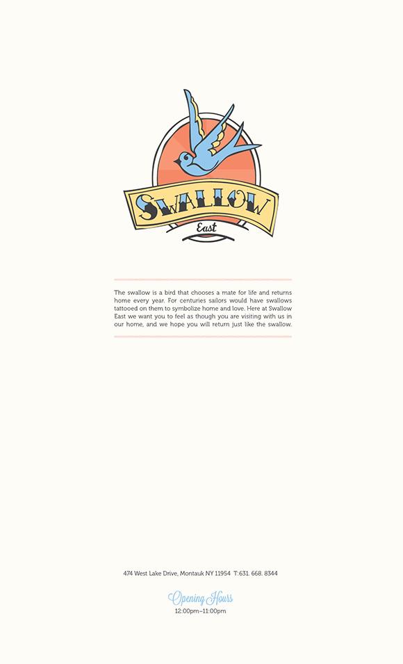 emily anderson menu design montauk