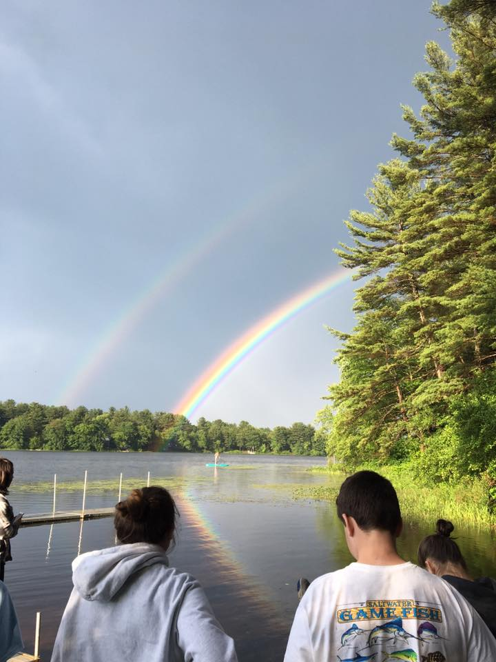 A HOME AWAY FROM HOME - Meet some of the people that make Camp Leslie so amazing.