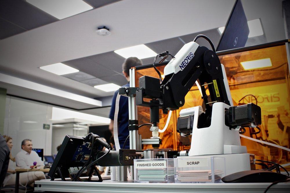 Advanced Robotics - NEORIS Labs