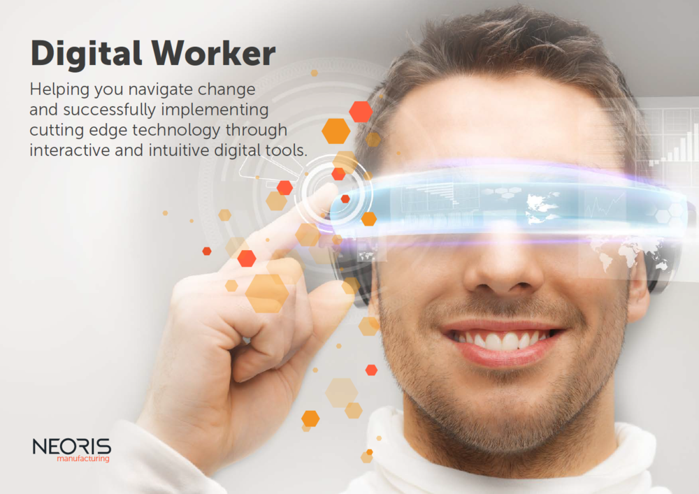 Download our eBrochure for Digital Worker