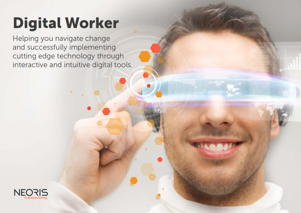 Download our eBrochure for Digital Worker