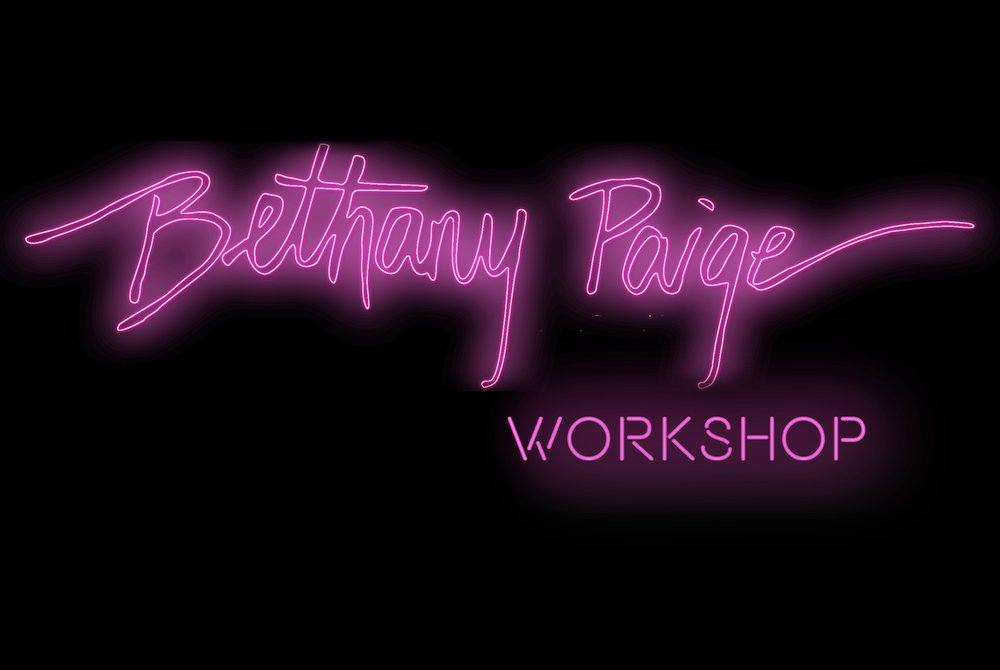 Bethany Paige Workshops