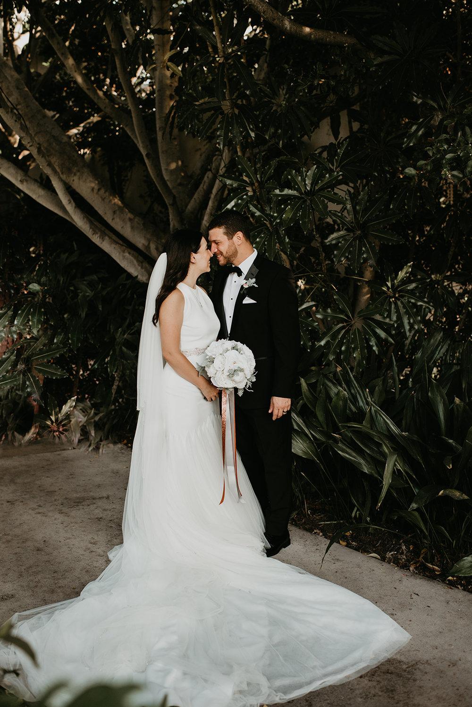 Fashion Island Wedding - California