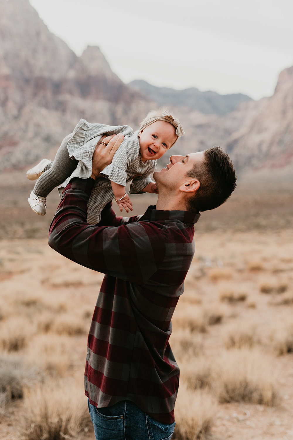 Red Rock Family Shoot