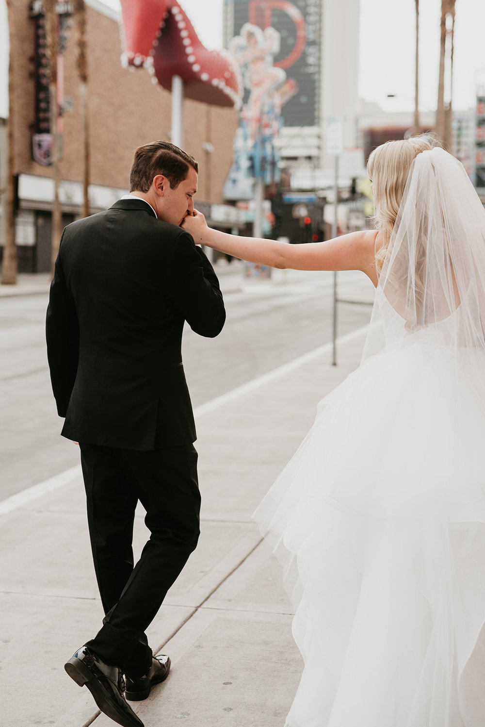 Fragoso Wedding in Downtown Las Vegas, NV