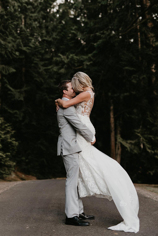 Thompson Wedding in Seattle, Washington