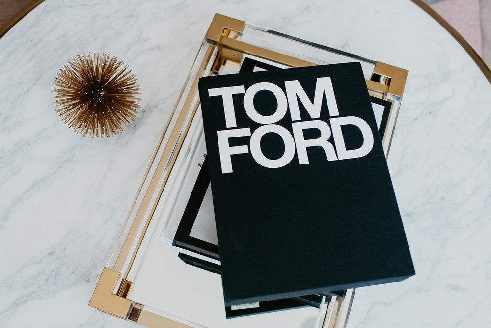 Wilson Gabrielle Branding  Shoot at Palms Resort - Coffee Table Book #TomFord