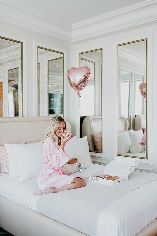 Wilson Gabrielle Branding Shoot at Palms Resort - Valentine's Day