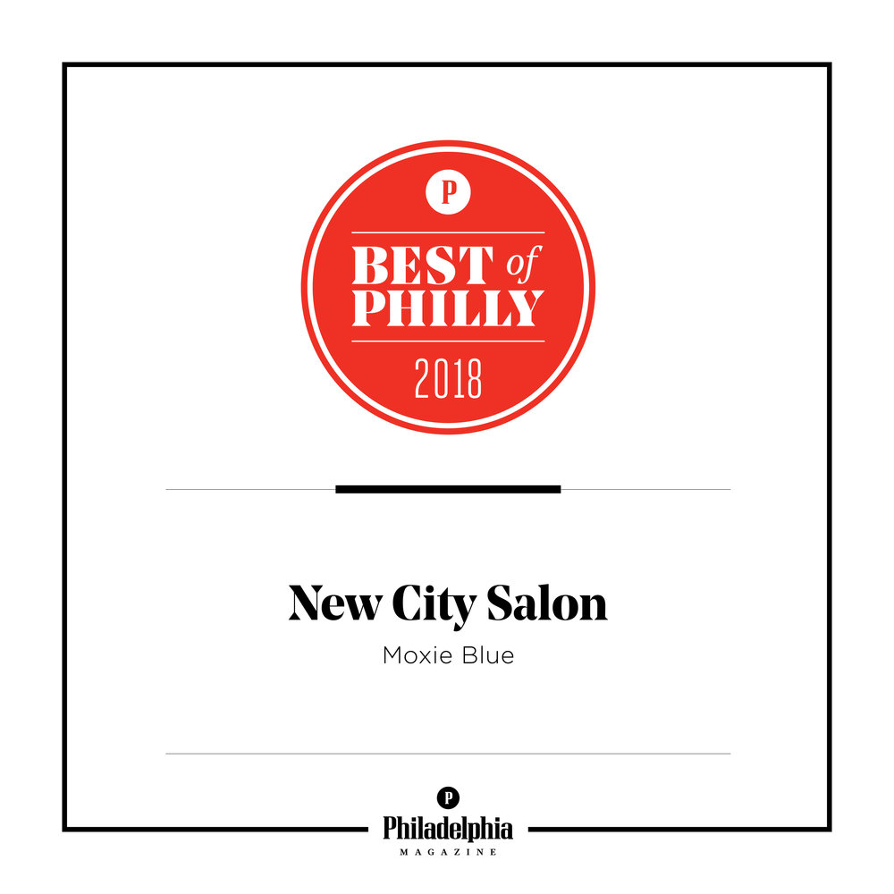 Best of Philly 2018 - New City SalonJuly 25, 2018