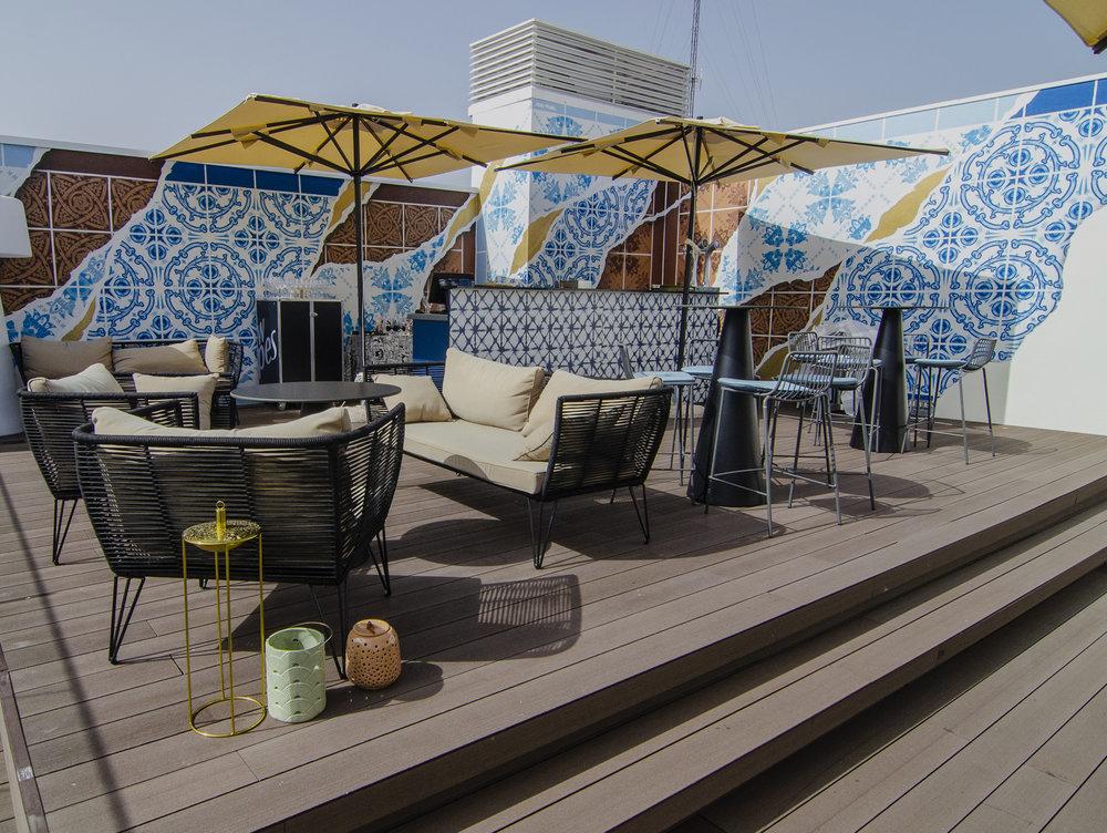 HOTEL NYX MADRID -