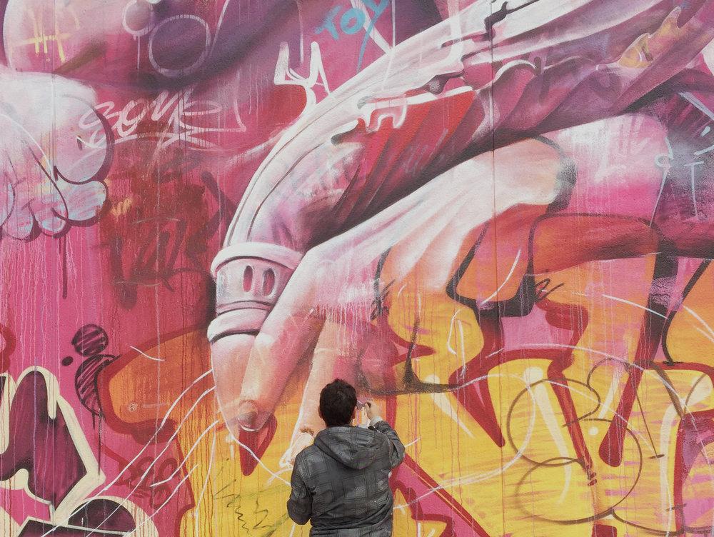 TUENTI URBAN ART PROJECT -