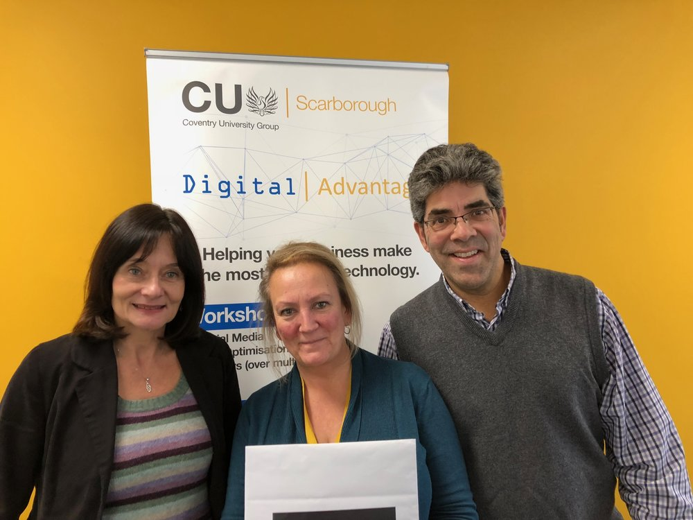 "The superb Digital Advantage project that provides real support for businesses to grow their digital engagement through grants and expert advice, has joined the Star Women in Business Awards as another sponsor. Karen Leah, Scarborough-based project manager of Digital Advantage, said: ""The European-funded Digital Advantage project managed by Coventry University is delighted to be sponsoring the Digital Star category and we look forward to recognising the women who have propelled their businesses forward, while transforming themselves using the momentum of digital technologies. ""Adopting the new digital ways of working alongside running a business can be a real juggling act and we're really pleased to be able to applaud those that have maximised those opportunities and for whom embracing new digital approaches has really paid off. ""For many, learning new digital skills has helped them personally as well as business-wise; improving confidence levels and unearthing creativity, so we're really looking forward to hearing about the impact, on individuals and on those businesses which have shunted up a gear, thanks to the digital innovation of the women driving them."""