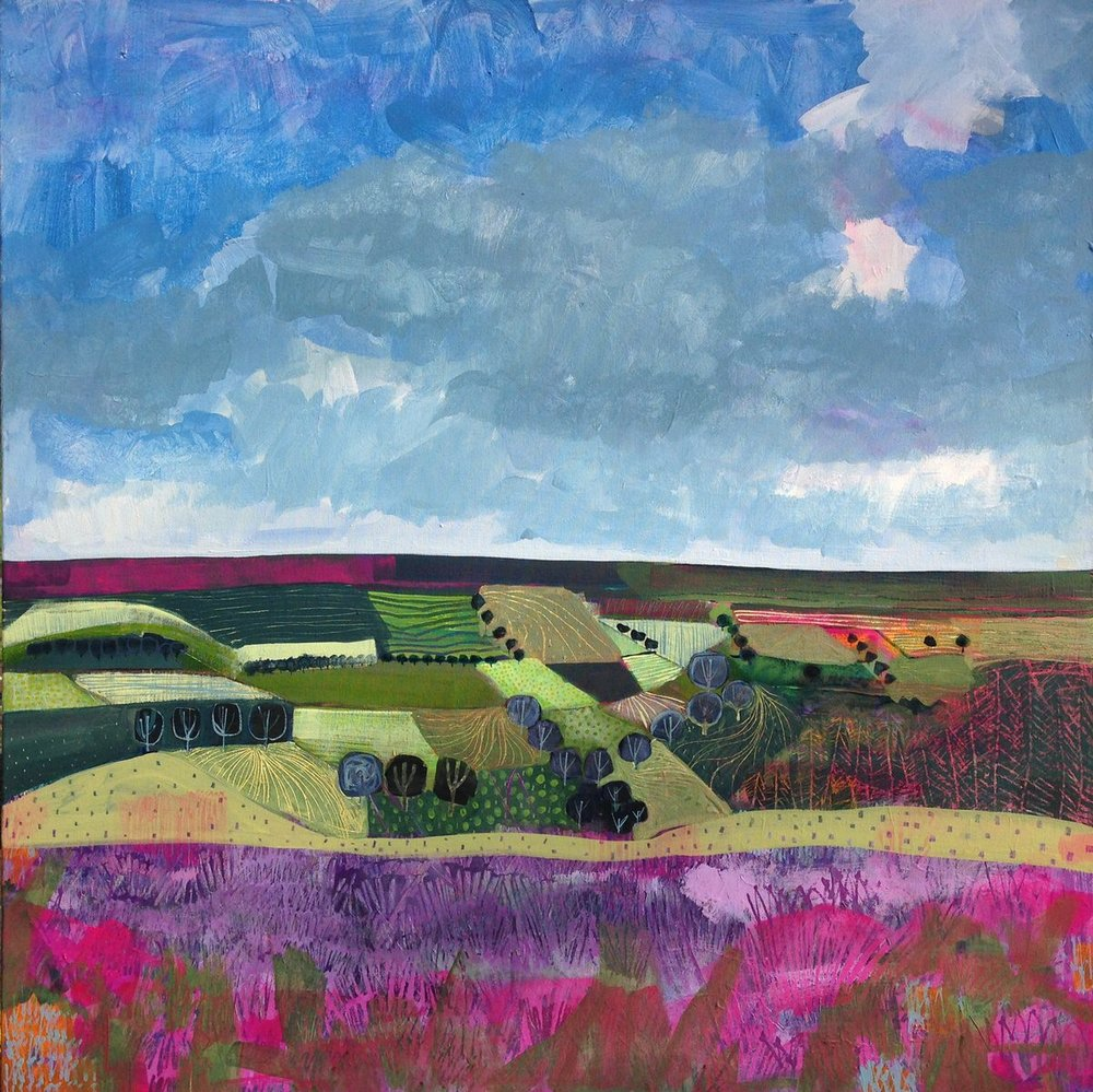 Cold Moor Chopgate ii - Acrylic on Canvas - 37in x 37in.jpg