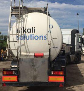 Alkali Solutions Tanker 1