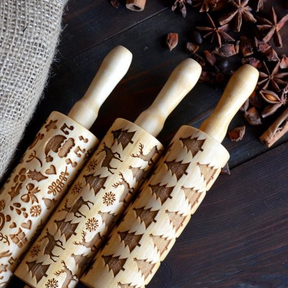 Price: $42.50 from  HappyRollingPin
