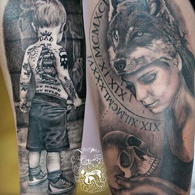 Family Tattoos -