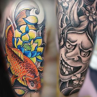 Japanese Tattoos -