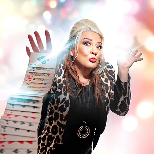 "BLOG POST - Laughs, gasps, and more than one ""oooooh""! That's what you can expect when the queen of magical comedy, @mandymuden, gets on stage. You may know her from this year's semi-final of @BGT but, believe us, she's just getting started. We sat down with this lovely member of @magiccirclehq to learn a little more about the UK's cheekiest conjurer.  Want to read more....head on over to our blog, link in bio!  #BGT #comedian #magicians #comedy #magical #conjurer #magic #comedymagic #femalemagician #inspire #inspiring #standup #closeup #closeupmagic #presenter #actress #entertainer #writer #cruiseships #unique #uk #ukcomedy #sleightofhand #funny #compere #blog #blogger #interview #velvetblogoffice #velvetboxoffice"