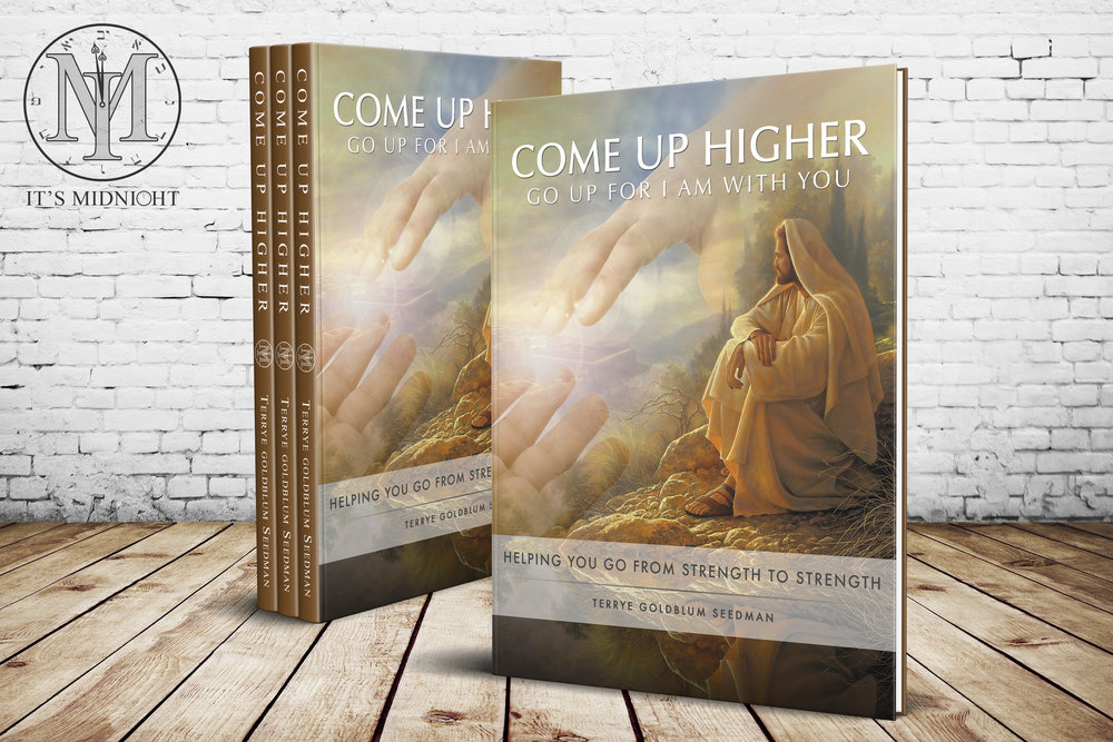 Come up higher - Go Up For I Am With You -