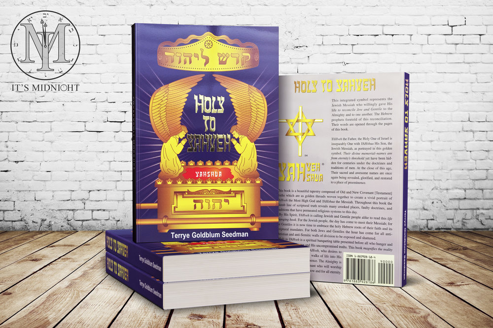 Holy to Yahveh | Paperback