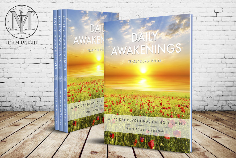 Daily Awakenings | 365 Day Devotional  + Click to Enlarge