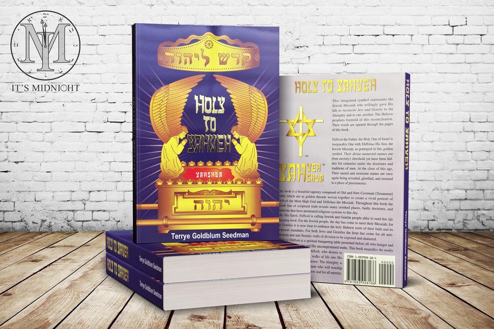 Holy to Yahveh | Paperback