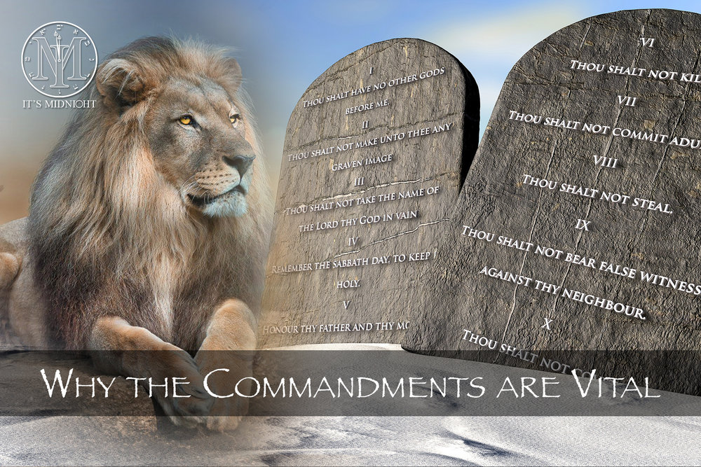 Why the Ten Commandments Are Vital