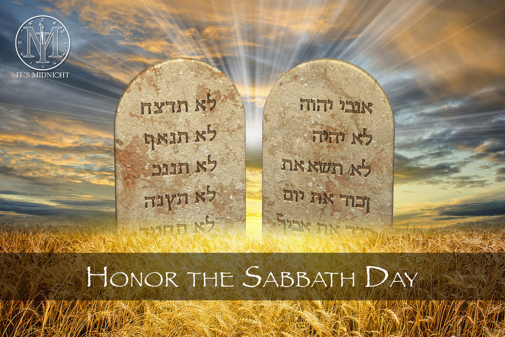 4th Commandment: Honor the Sabbath