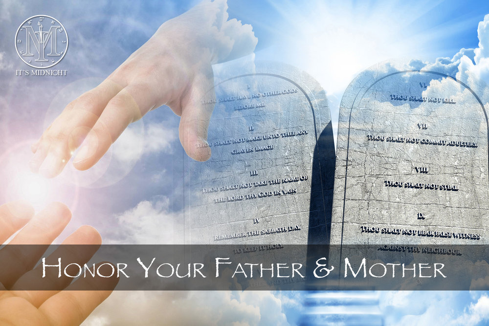 5th Commandment: Honor Your Parents