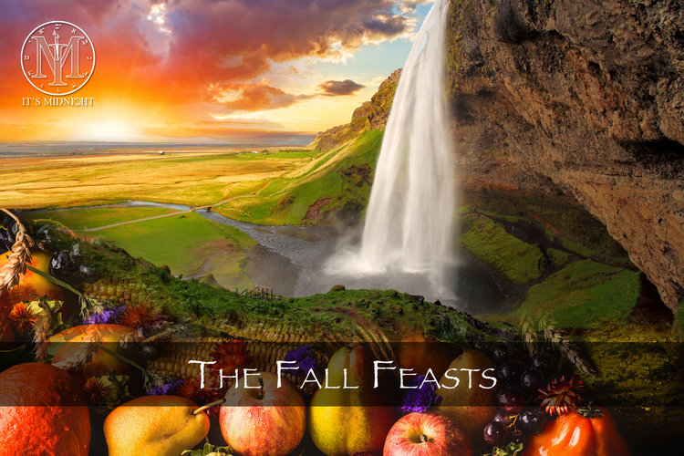 The Spring Feasts   Overview — It's Midnight Ministries