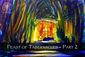 Audio | Feasts of Israel — It's Midnight Ministries